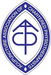 Member of the Acupuncture Association of Chartered Physiotherapists (AACP)